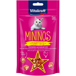 Vitakraft Mininos Punky Bits Cat Treats 40g