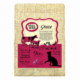 Wishbone Graze Grain-Free Dry Cat Food