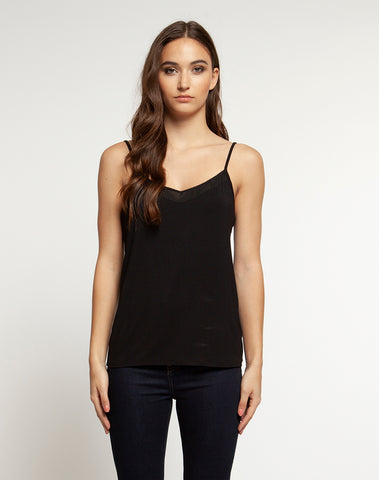 Adjustable Strap Tank Top
