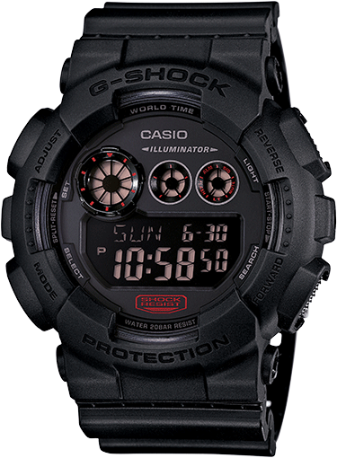 G-Shock Digital GS120MB-1