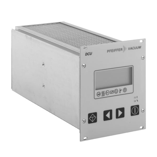 DCU 310 Display and Control Unit with Power Supply Pack, HiPace accessories - Bay Instruments, LLC