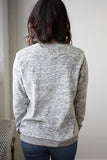 Chandler Sweatshirt - boutique fashion - The Girls In Grey