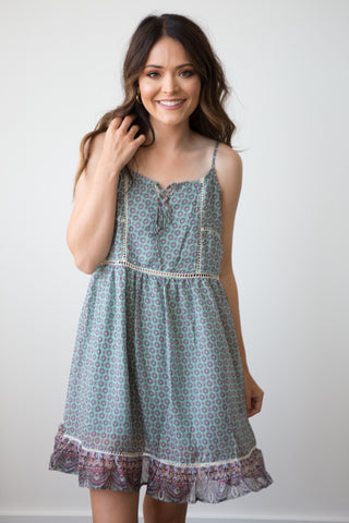 Halle Dress - boutique fashion - The Girls In Grey