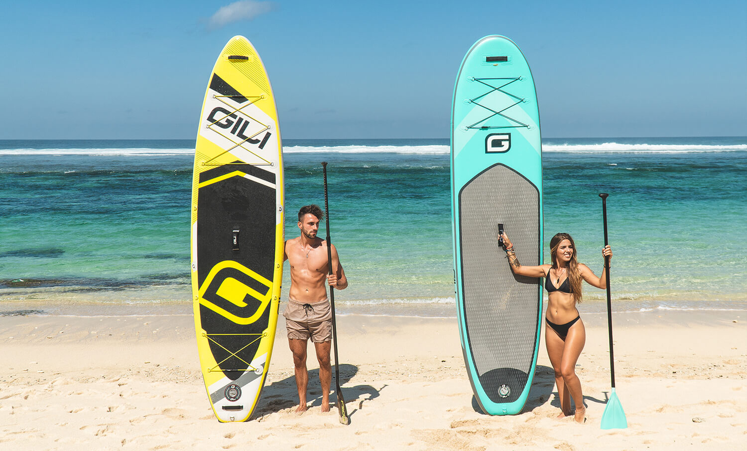 GILI Sports Paddle Boards About Us