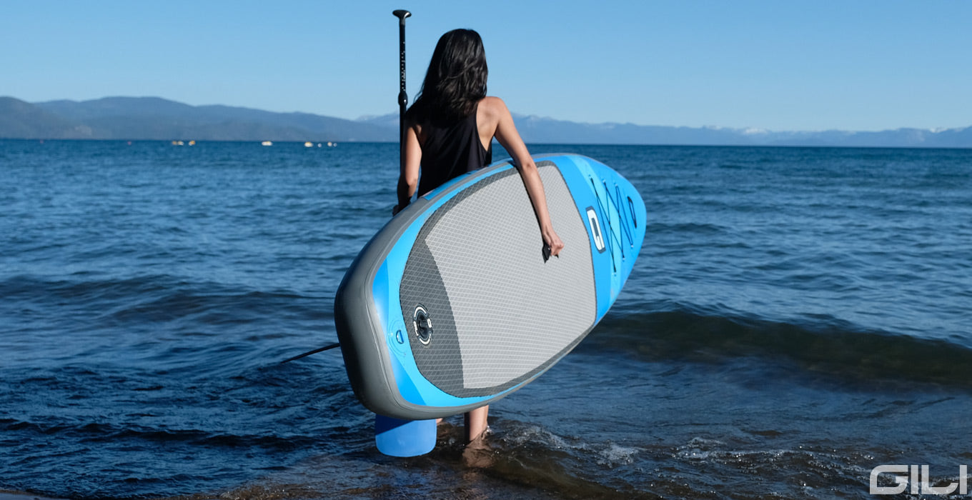 How to Carry Your Paddle Board