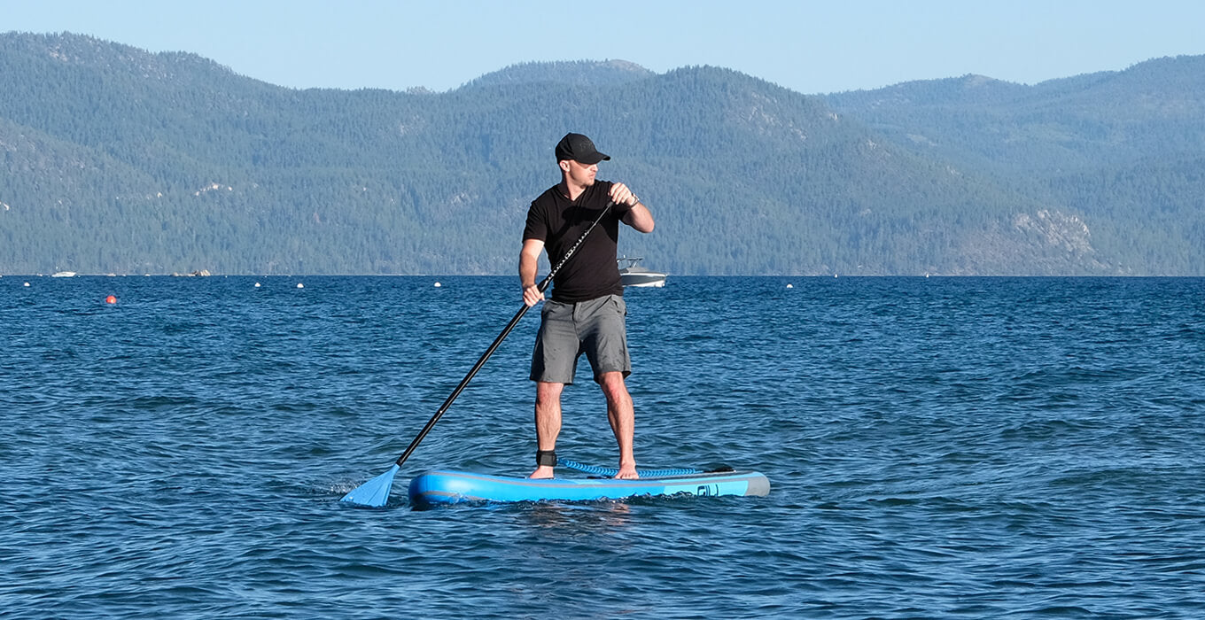What is Paddle Boarding?