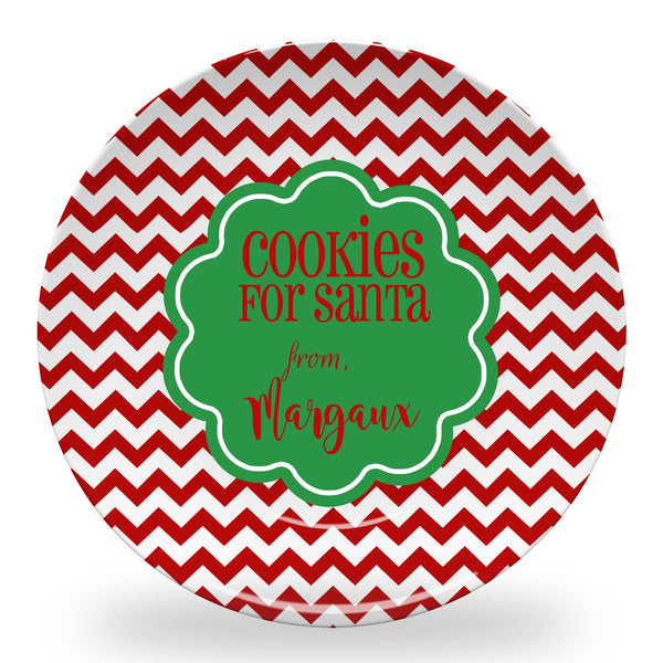 Cookies for Santa ThermoSaf® Plate