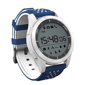 Sport Smartwatch. Beautiful design. Compass, Sleep Tracker, Fitness Tracker and more!