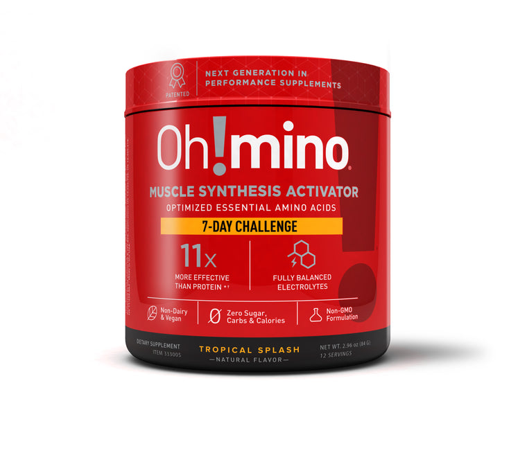 Oh!mino 7 Day Challenge Trial Size (12 servings)