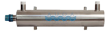 Aqua Ultraviolet 25 Watt Stainless Steel UVs Clarifiers