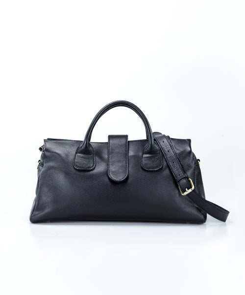 Aether black Duffel-Style Everyday Bag