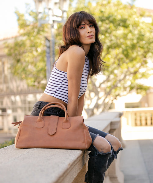 Aether blush Duffel-Style Everyday Bag