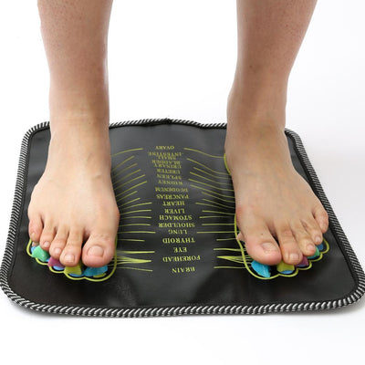 Foot Reflexology Acupuncture Massage Mat