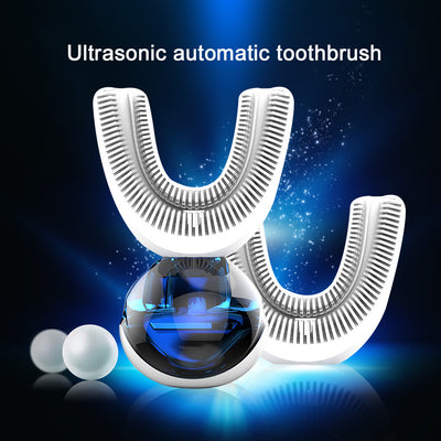 360 Automated Hands-Free Ultrasonic Toothbrush