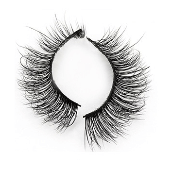Fake Eyelashes - 3D Mink Lashes - Cristal