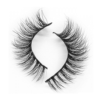 Fake Eyelashes - 3D Mink Lashes - Ivy