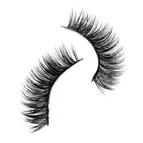 Fake Eyelashes - 3D Mink Lashes - Karli
