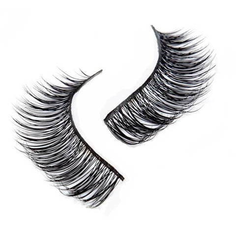 Fake Eyelashes - 3D Mink Lashes - Larissa