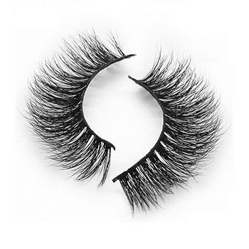Fake Eyelashes - 3D Mink Lashes - Miah