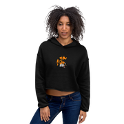 Spartan Tiger -  Crop Hoodie - GiO (1998) Online Clothes Shop