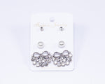The Karla Earrings (Silver)