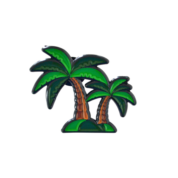 Palm Trees Pin