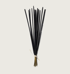 hand dipped charcoal incense sticks
