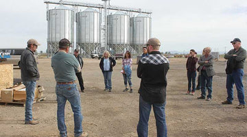 Ag Tour Puts a Face on Water Issues