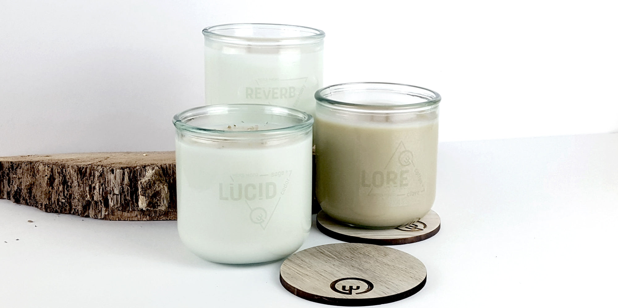 Studio Candle Collection | Edition No. 01