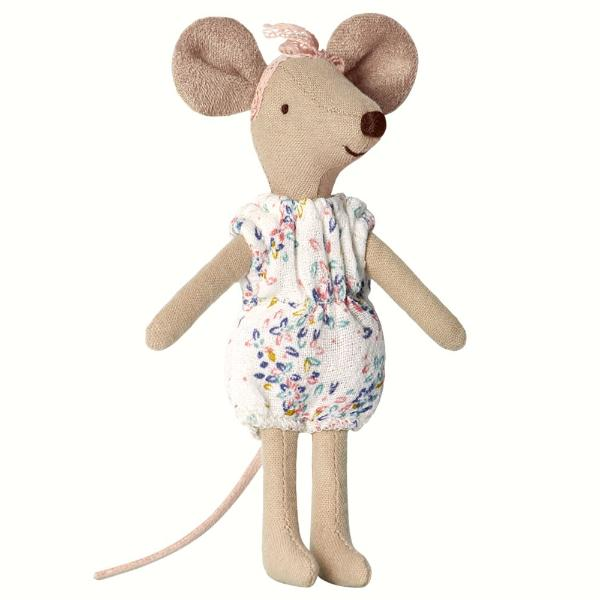 Maileg Mouse Big Sister in Underwear
