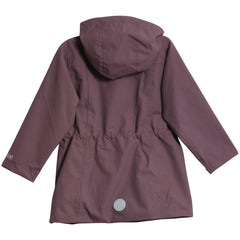 Wheat Karla Jacket (Size 7 Yr) - Dark Lavender