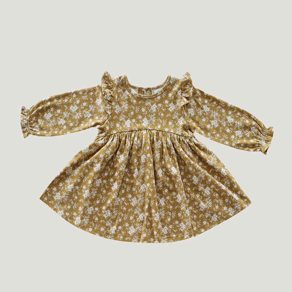 Jamie Kay Dress - Golden Floral