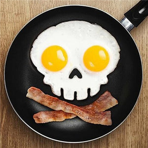 Skeleton Breakfast Mold
