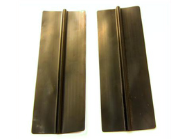 Large soft rubber Electrodes