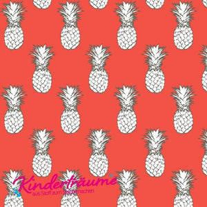Pineapple Passion Cotton Fabric
