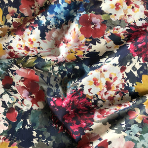 Lady McElroy - Chelsea Showcase Cotton Lawn Dress Fabric