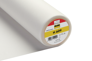Stretch interfacing - White  Sold in Half Meters