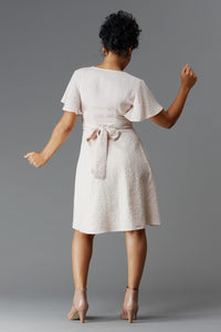 Deer & Doe - MAGNOLIA ROBE DRESS Sewing Pattern