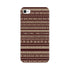 Brown Ribbon Apple iPhone 4 Mobile cover-Frequncy