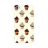 Black And White Cupcakes Apple iPhone 4 Mobile cover-Frequncy