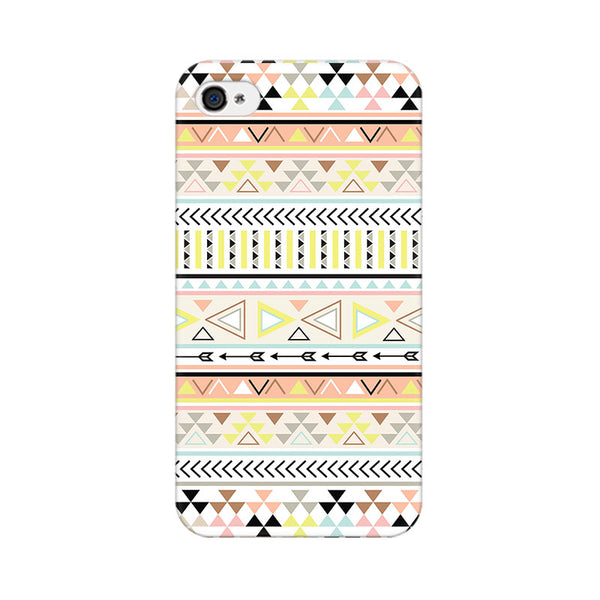 Tribal Chic08 Apple iPhone 4 Mobile cover-Frequncy