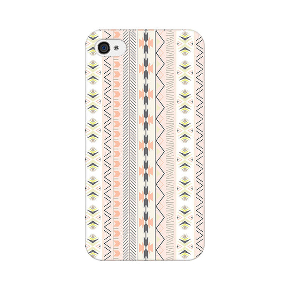 Tribal Chic12 Apple iPhone 4 Mobile cover-Frequncy
