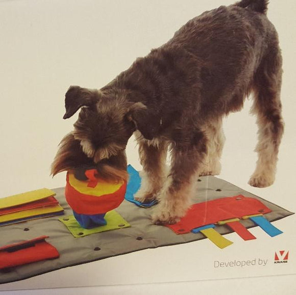 Buster Activity Mat for Dogs available in the Republic of Ireland