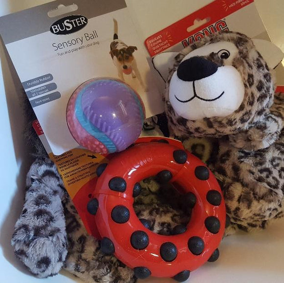 Sensory Dog Toys and Balls in Ireland