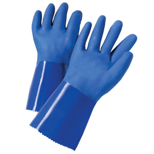 Westchester® Triple Dip Rough PVC-Coated Interlock Gloves [J1327]