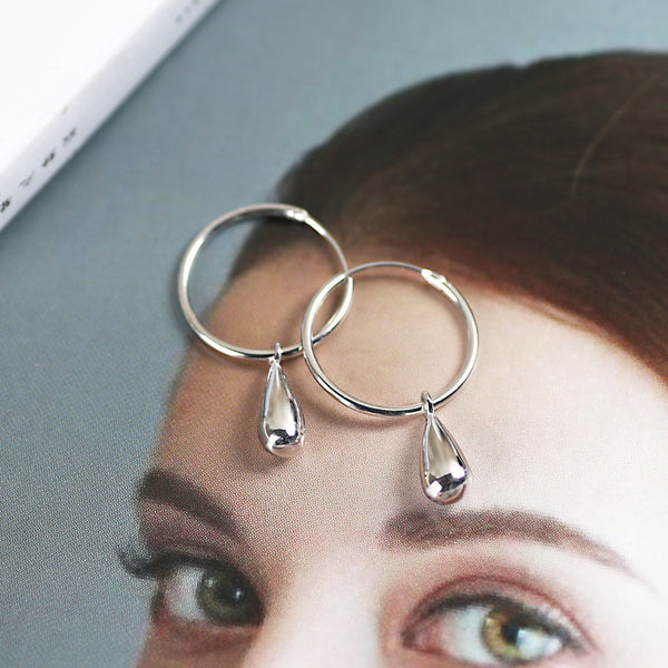 The MINIMALIST drop hoops