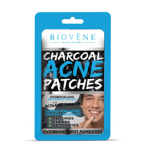 Charcoal Acne Patches (For Men)
