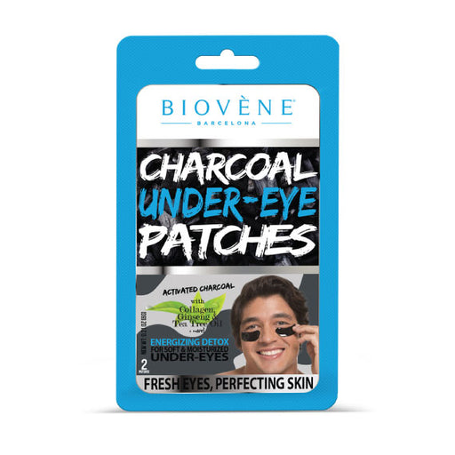 Charcoal Under-Eye Patches (For Men)