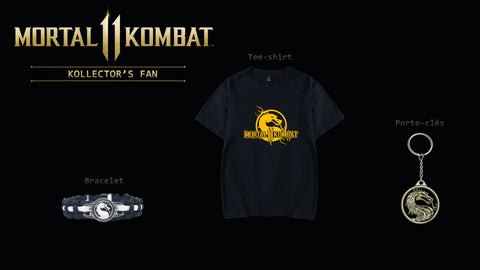 mortal kombat 11 fan