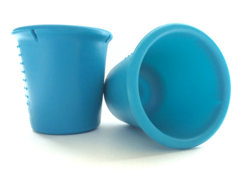 Silikids Silicone Cups 2pk - 8OZ
